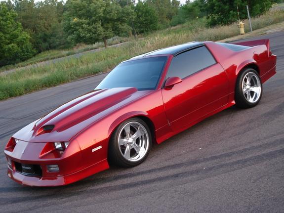 1989 Chevrolet Camaro - Pictures - CarGurus