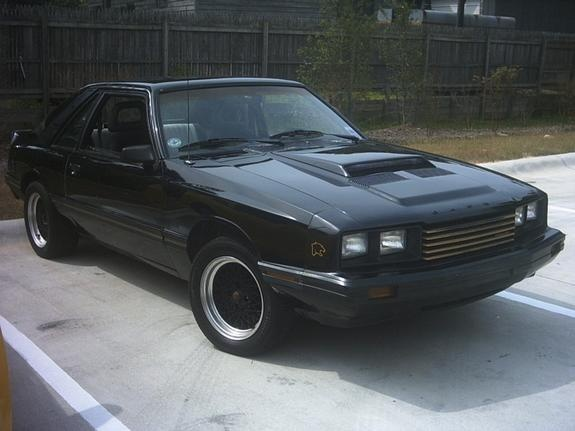 Picture of 1984 Mercury Capri, gallery_worthy