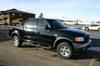 Picture of 2002 Ford F-150 XLT Crew Cab SB, exterior