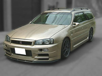 2005 Nissan Stagea Overview