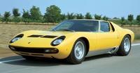 1968 Lamborghini Miura Overview