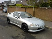1994 Honda Civic del Sol Picture Gallery