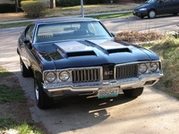 1970 Oldsmobile 442 picture, exterior