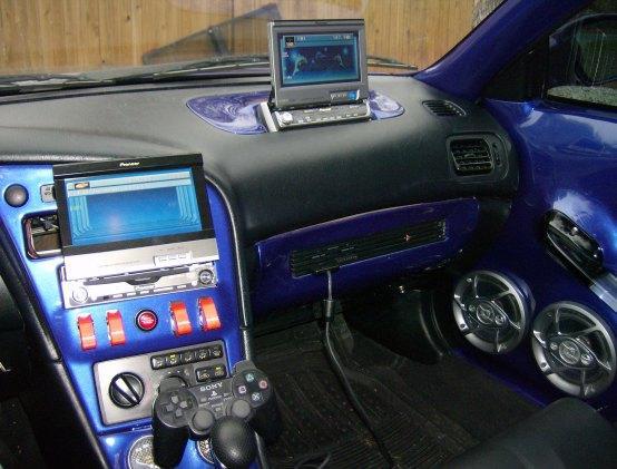 Toyota Celica Interior 2009. hair 1993 TOYOTA CELICA ST