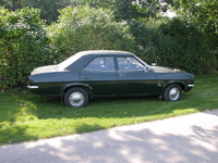 1971 Vauxhall Victor Overview