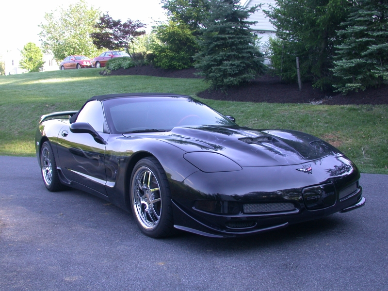 1999 Chevrolet Corvette Convertible, 1999 Chevrolet Corvette 2 Dr STD Convertible picture, exterior