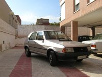 1986 Seat Ronda Overview