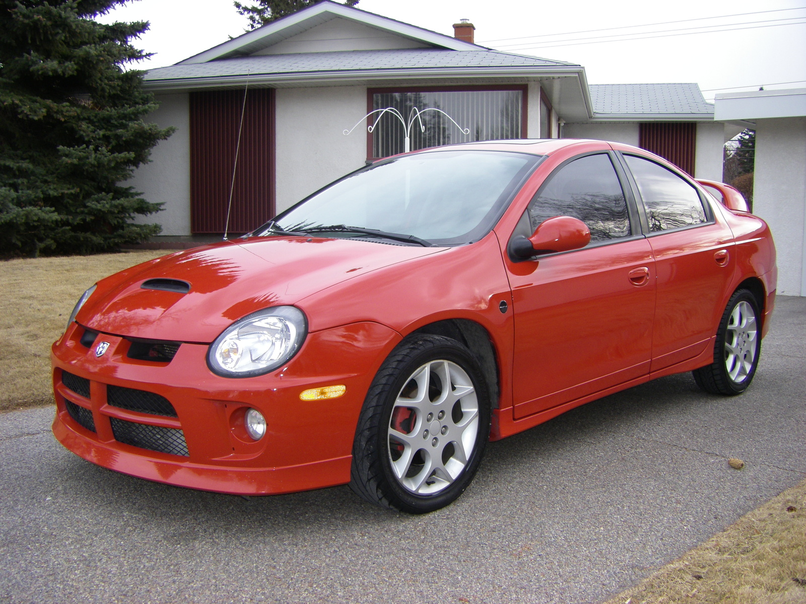 2004 Dodge Neon SRT-4 4 Dr Turbo Sedan picture