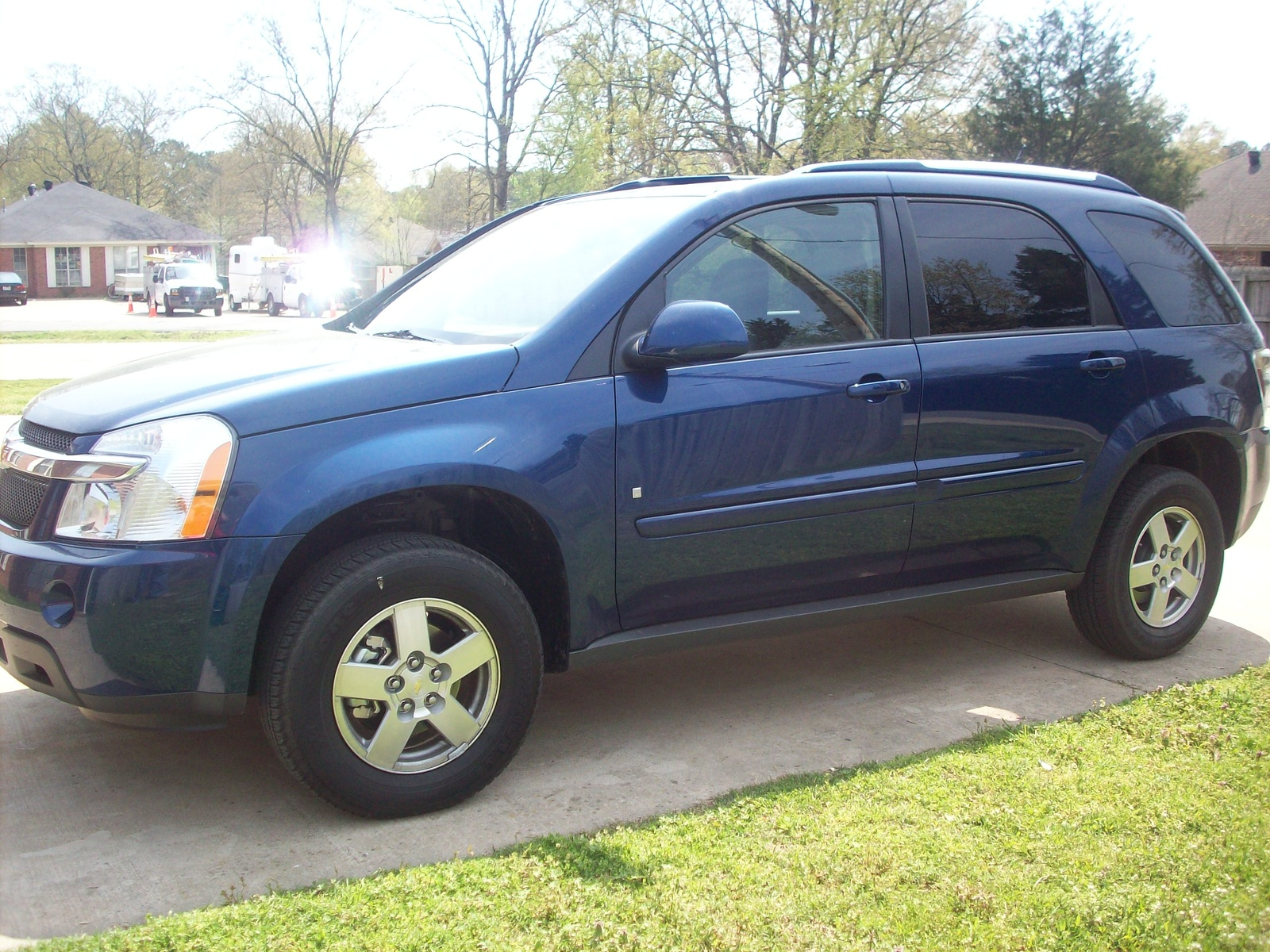 2008 chevrolet equinox lt1 picture exterior. Cars Review. Best American Auto & Cars Review