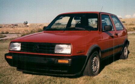 1988 Volkswagen GTI