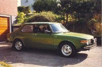 Picture of 1974 Saab 99, exterior