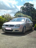 Picture of 2004 Vauxhall Vectra, exterior