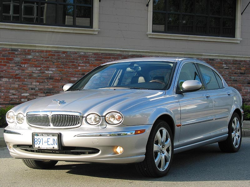 2004 Jaguar X-type - Overview