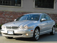 2004 Jaguar X-Type Overview