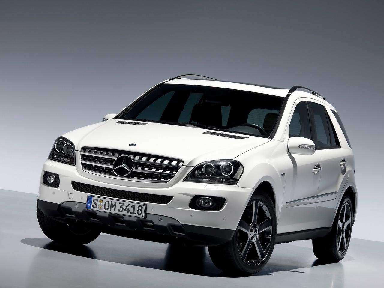 Used Car Guru >> 2008 Mercedes-Benz M-Class - Overview - CarGurus
