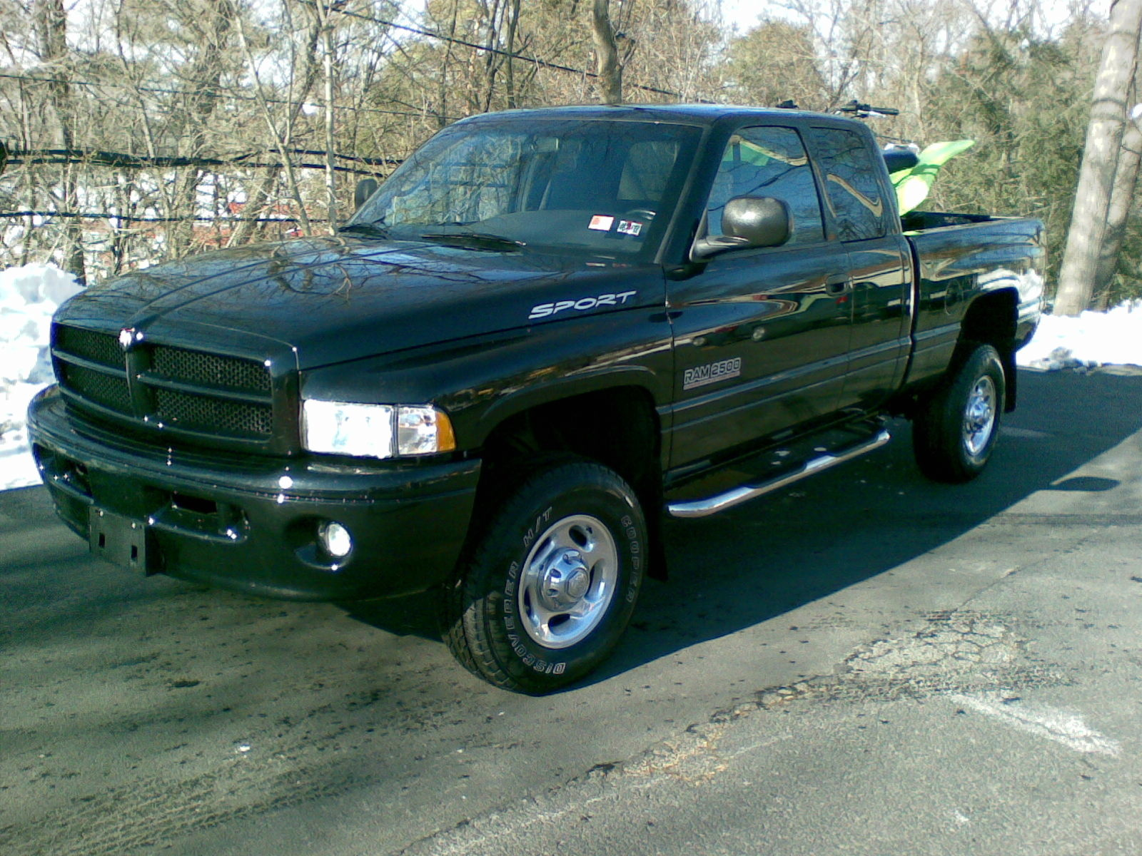 2000 Dodge Ram 2500 Overview Cargurus