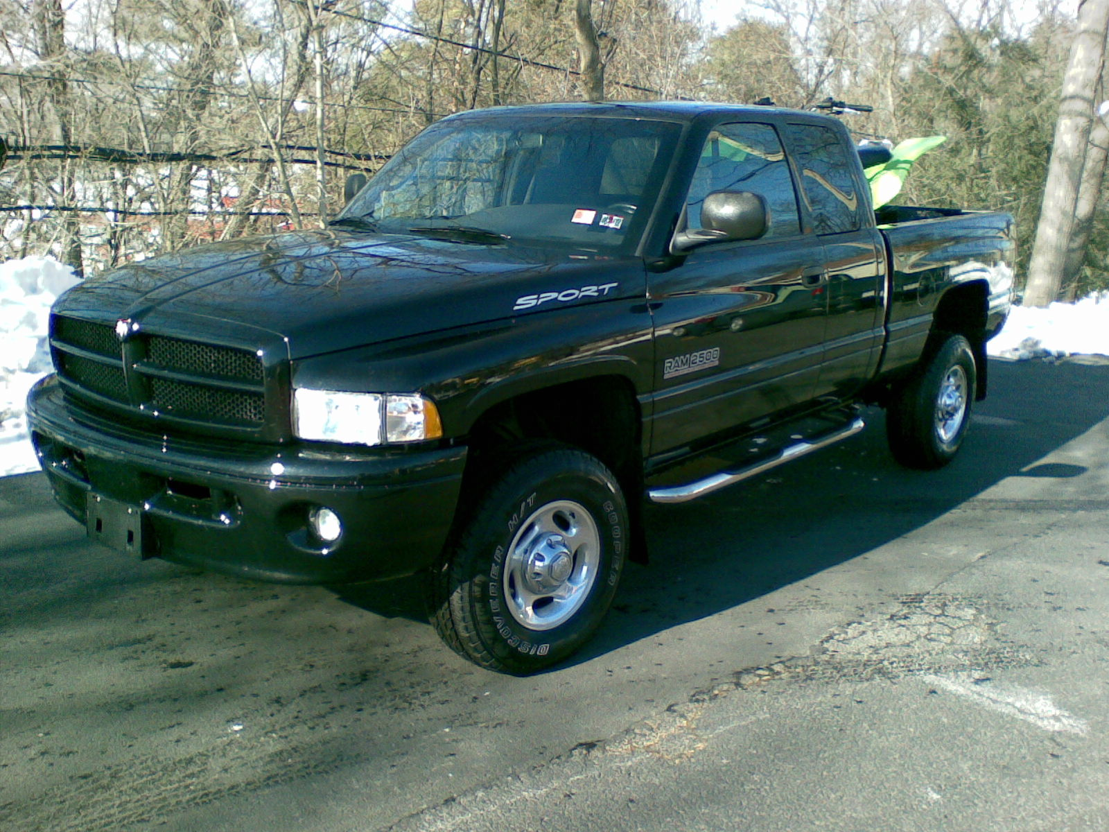 Picture of 2000 Dodge Ram Pickup 2500 4 Dr SLT 4WD Extended Cab SB