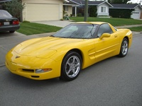 2004 Chevrolet Corvette Coupe picture, exterior