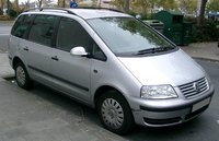 2006 Volkswagen Sharan Overview