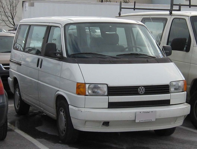 Picture of 1993 Volkswagen EuroVan