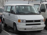 1993 Volkswagen EuroVan Overview
