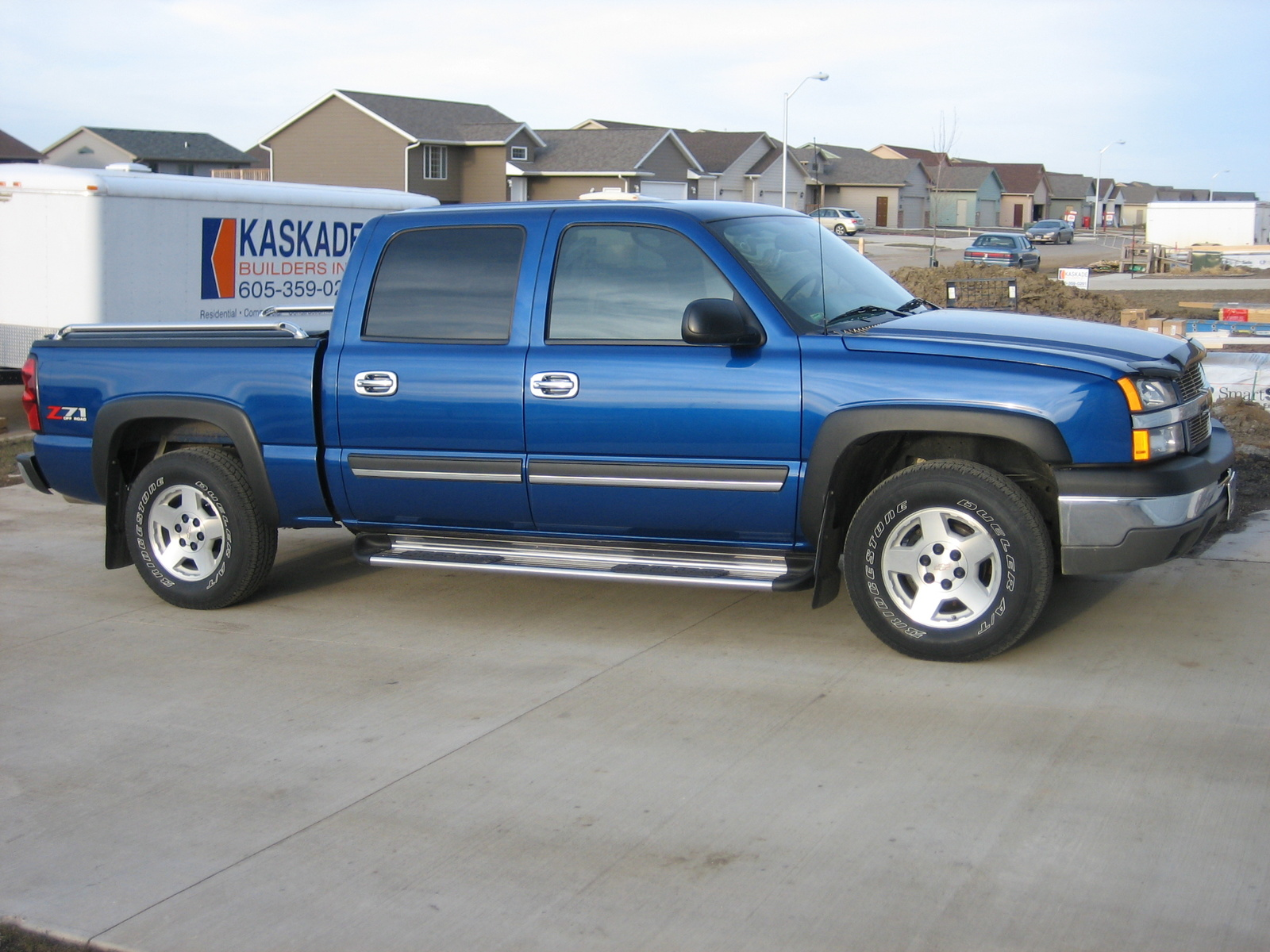 picture of 2004 chevrolet silverado 1500 z71 crew cab short bed 4wd. Cars Review. Best American Auto & Cars Review