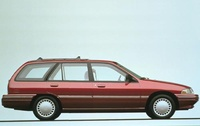 1992 Mercury Tracer Overview