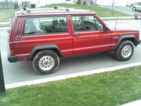 Picture of 1991 Jeep Cherokee Sport 2-Door 4WD, exterior, gallery_worthy