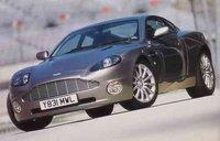 2002 Aston Martin V12 Vanquish Overview