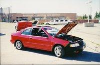 1992 Mazda MX-5 Miata Base, 1995 Nissan 200 SER, exterior