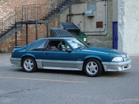 Picture of 1993 Ford Mustang GT Hatchback, exterior