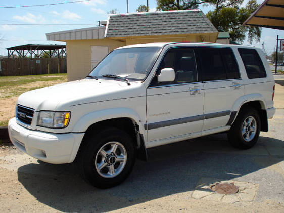 Craigslist Seattle Cars And Trucks By Owner >> 2002 Isuzu Trooper Overview Cargurus | Autos Post