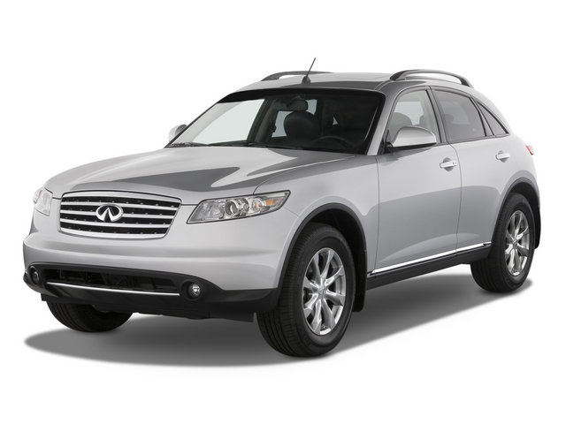Picture Of 2005 INFINITI FX35 AWD, Exterior, Gallery_worthy