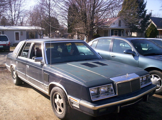 Picture of 1986 Chrysler New Yorker, exterior, gallery_worthy
