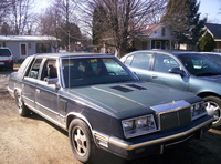 1986 Chrysler New Yorker picture, exterior