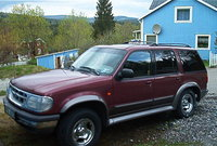 Picture of 1995 Ford Explorer 4 Dr Limited 4WD SUV, exterior