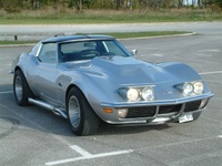 1971 Chevrolet Corvette picture, exterior