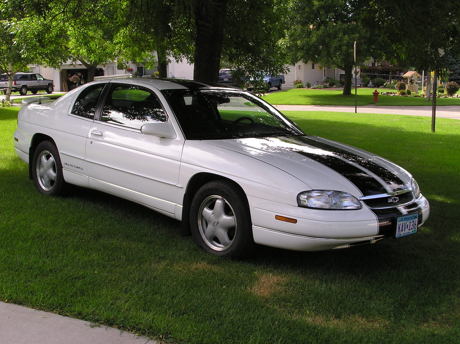 All Chevy 1998 chevrolet monte carlo z34 : 1996 Chevrolet Monte Carlo Z34 related infomation,specifications ...