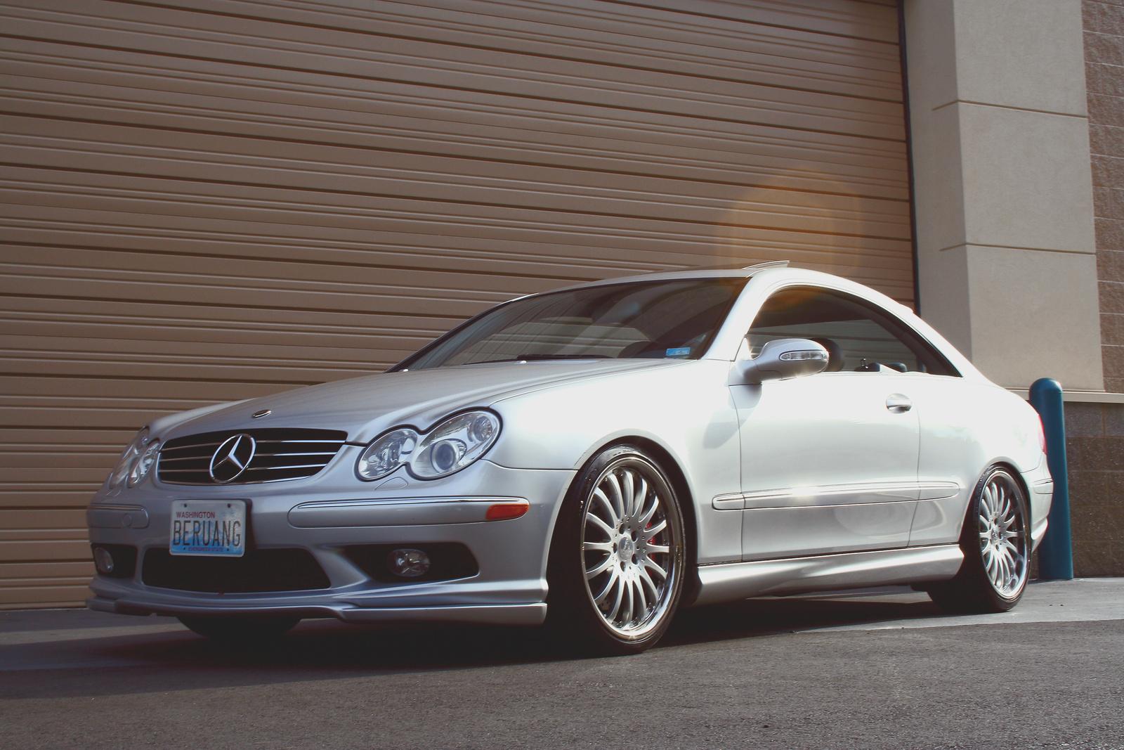 2003 Mercedes Benz Clk Class Pictures Cargurus