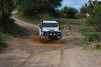 Picture of 1997 Land Rover Defender, exterior, gallery_worthy