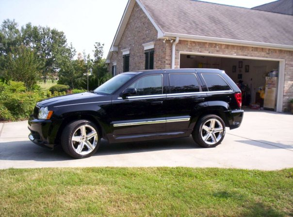 picture of 2008 jeep grand cherokee limited 4wd exterior. Black Bedroom Furniture Sets. Home Design Ideas