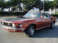 1969 Ford Mustang Mach 1 Fastback RWD, 1969 Ford Mustang Mach 1 Cobra Jet Z 428, exterior, gallery_worthy
