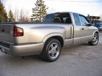 Picture of 2000 GMC Sonoma SLS Ext Cab Short Bed 2WD, exterior