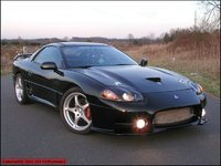 Picture of 1998 Mitsubishi 3000GT 2 Dr VR-4 Turbo AWD Hatchback, exterior