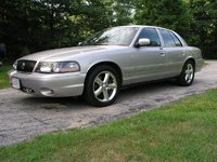 Picture of 2004 Mercury Marauder 4 Dr STD Sedan, exterior