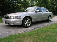 2004 Mercury Marauder 4 Dr STD Sedan picture, exterior