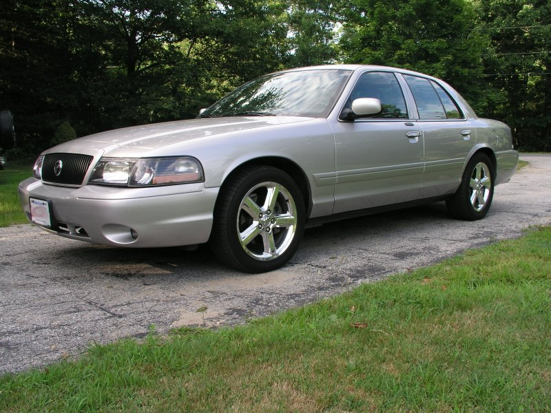 2004 Mercury Marauder 4 Dr STD Sedan picture
