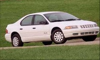 1997 Plymouth Breeze Overview