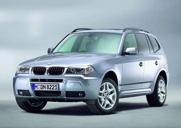Picture of 2004 BMW X3 2.5i AWD