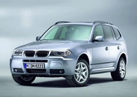 2004 BMW X3 2.5i, Picture of 2004 BMW 2.5i, exterior